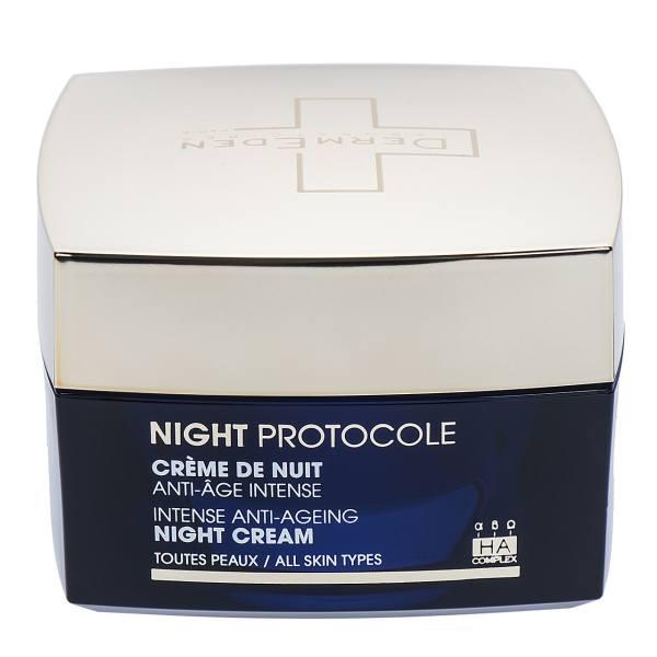 کرم ضد چروک قوی درمدن سری Night Protocole