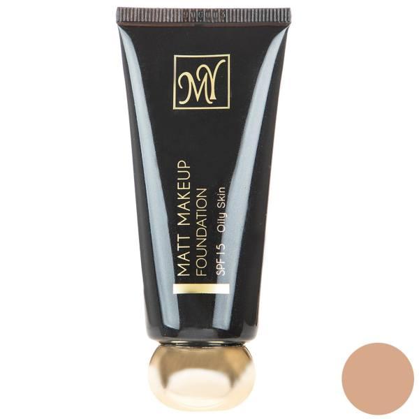 کرم پودر مای سری Black Diamond مدل Matt Makeup