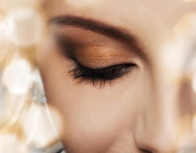 تکنیک های جدید آرایش چشم