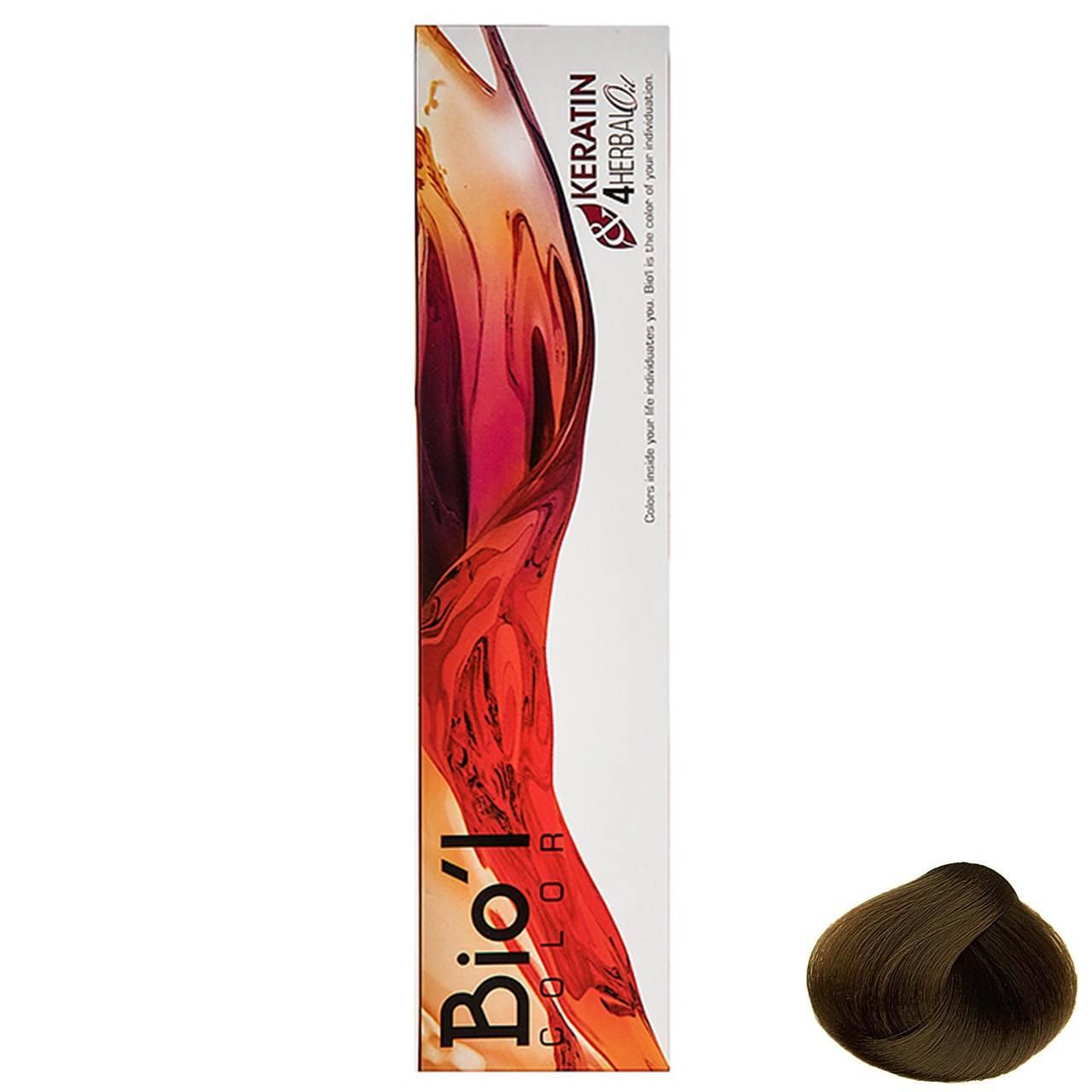 رنگ موی بیول سری Natural مدل بلوند تیره طبیعی