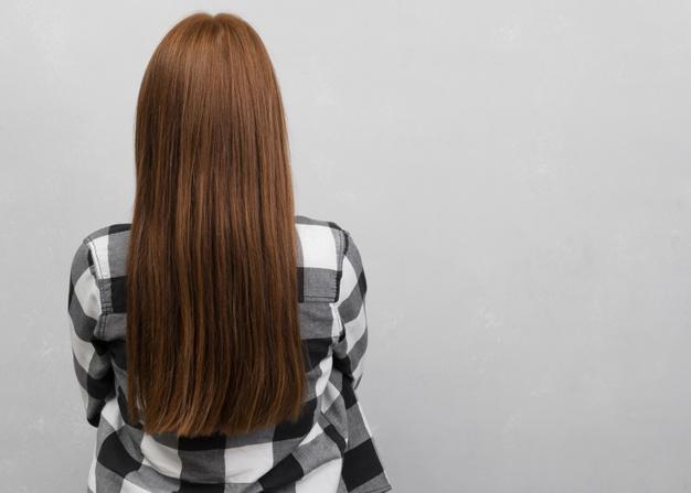 رنگ پوست گرم و رنگ موی مناسب آن