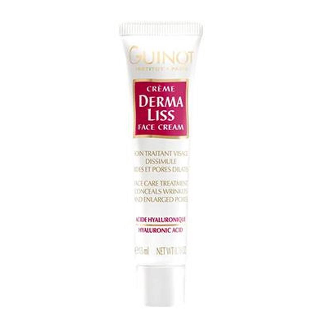 کرم کاهش دهنده منافذ باز پوست گینو مدل derma liss