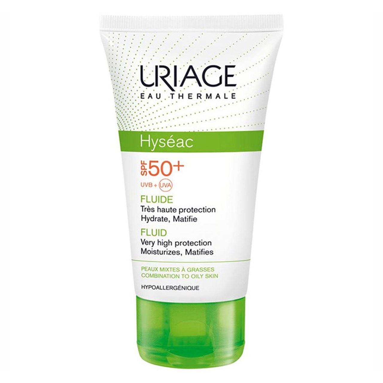 کرم ضد آفتاب اوریاژ مدل Hyseac