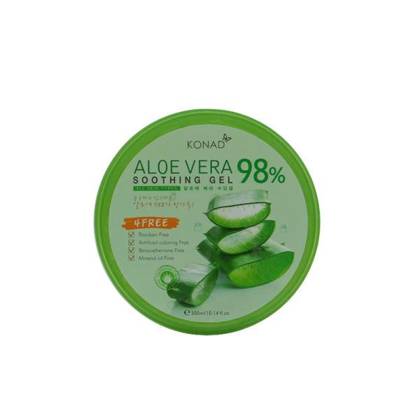 ژل آبرسان کناد مدل Aloe vera