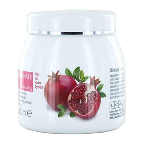 کرم صورت آبرسان و شفاف کننده کلیون مدل Pomegranate Juice Face Cream