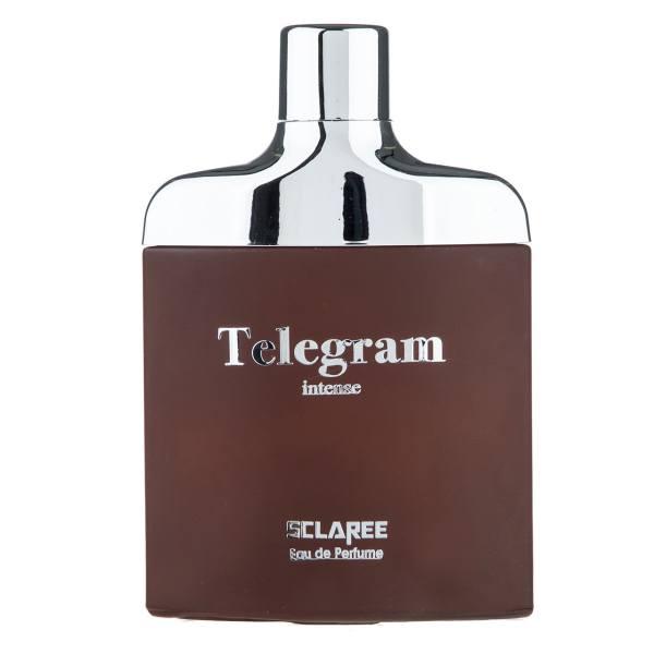 ادو پرفیوم مردانه اسکلاره مدل Telegram Intense حجم 82 میلی لیتر