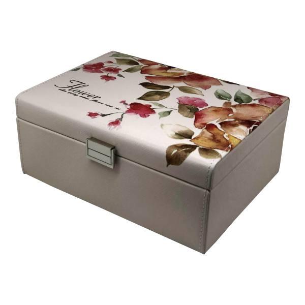 جعبه جواهرات مدل Flower کد 1583